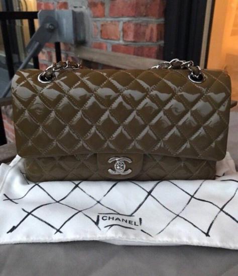 386294e57b ΑΥΘΕΝΤΙΚΗ ΤΣΑΝΤΑ Chanel 2.55 Medium