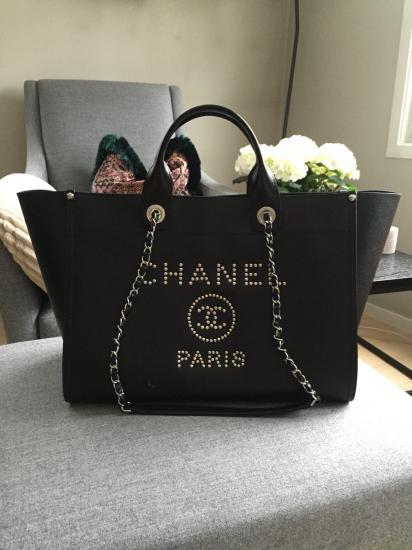 Ευκαιρία καινούρια τσάντα Chanel Deauville - Αθήνα Ρούχα - Παπούτσια ... c4655251df2